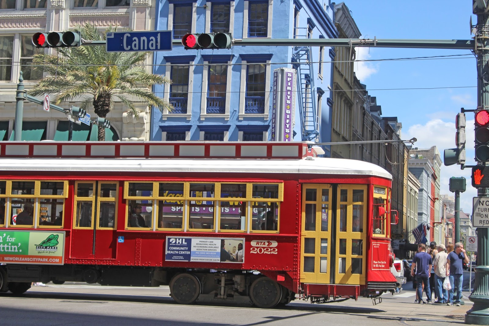 making restorations exploring the big easy