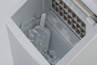 льдогенератор кубикового льда Амбер