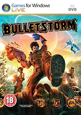 Bulletstorm PC - CPY Games