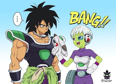 Todos los SPOILERS de Dragon Ball Super BROLY