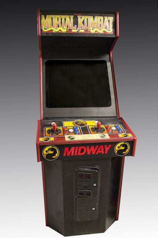 World Video Game Hall of Fame - Mortal Kombat