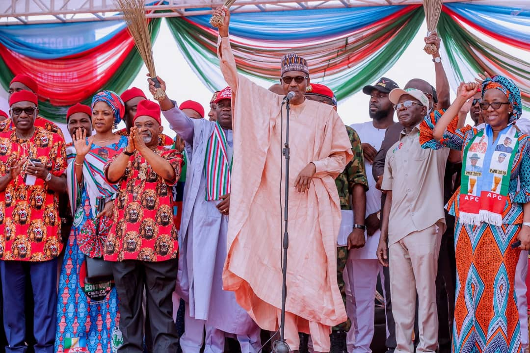 Governor Ambode Reacts To President Buhari's Campaign In