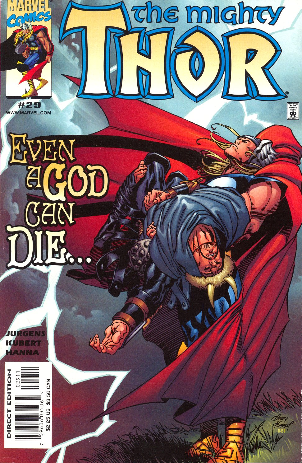 Thor (1998) Issue #29 #30 - English 1