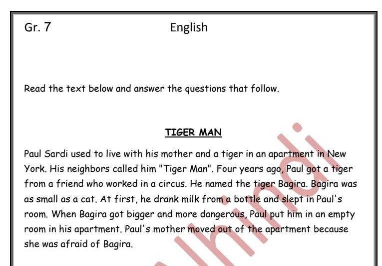 ملزمة لغة انجليزية الصف السابع الفصل الدراسى الأول2020 - تعليم الامارات
