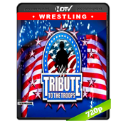 WWE Tribute to the Troops 14 12 2016 720p.HDTV Latino Ingles
