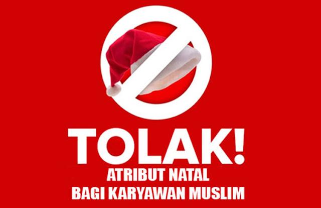 Saat Ramadhan Hormatilah Yang Tidak Puasa, Saat Natal Kok Sebaliknya, Toleransi Kok Gitu