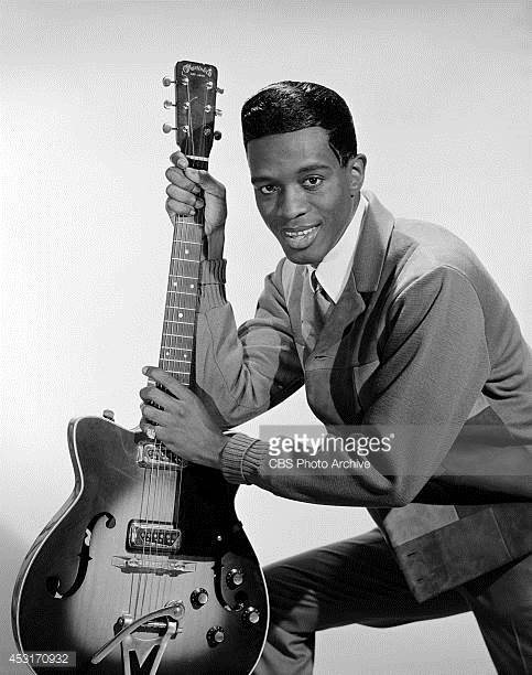 """Performed with artists such as little richard and worked in synthesizer productions in the 1960s. FROM THE VAULTS: Johnny """"Guitar"""" Watson born 3 February 1935"""