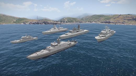 Arma3用ギリシャ海軍MOD