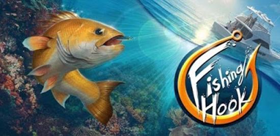 تحميل لعبة فيش هوك -Fishing Hook النسخة الأصلية