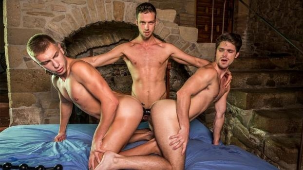 Devin Franco, Damon Heart, Bogdan Gromov – Boys And Adult Toys