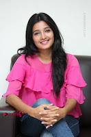 Telugu Actress Deepthi Shetty Stills in Tight Jeans at Sriramudinta Srikrishnudanta Interview .COM 0062.JPG