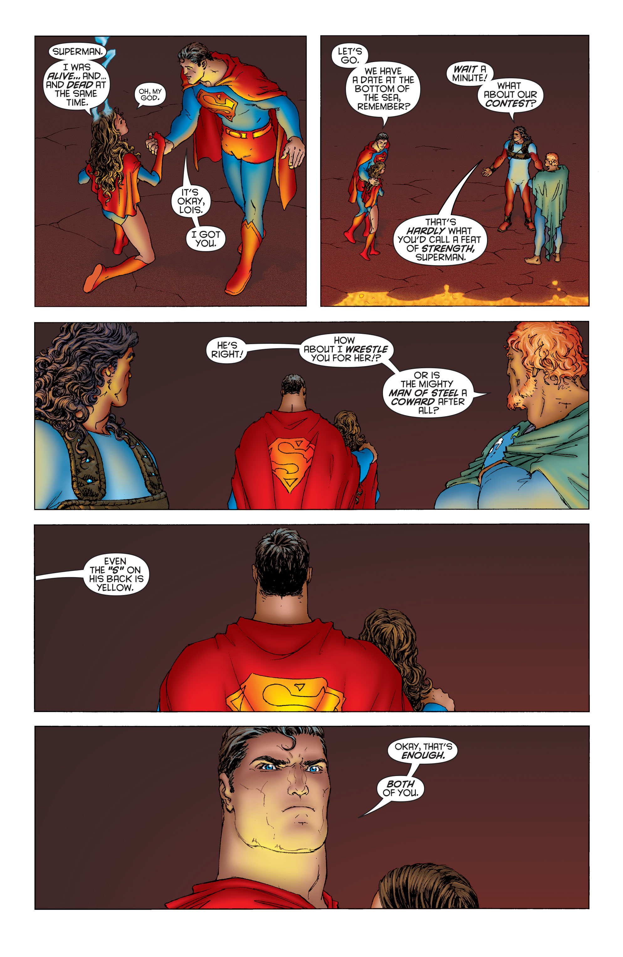 Read online All Star Superman comic -  Issue #3 - 17