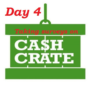 Day 4 on Cashcrate