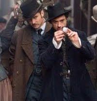 Sherlock Holmes 3 le film
