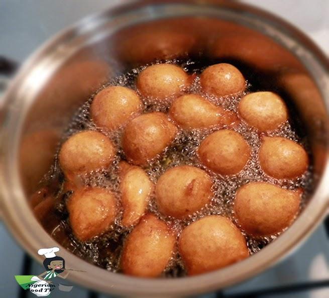nigerian puff puff, banana puff puff, puff puff, how to make puff puff, nigerian food tv