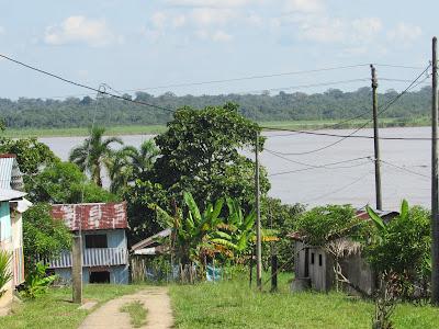 La vida en la selva de Iquitos tiene un ritmo diferente.