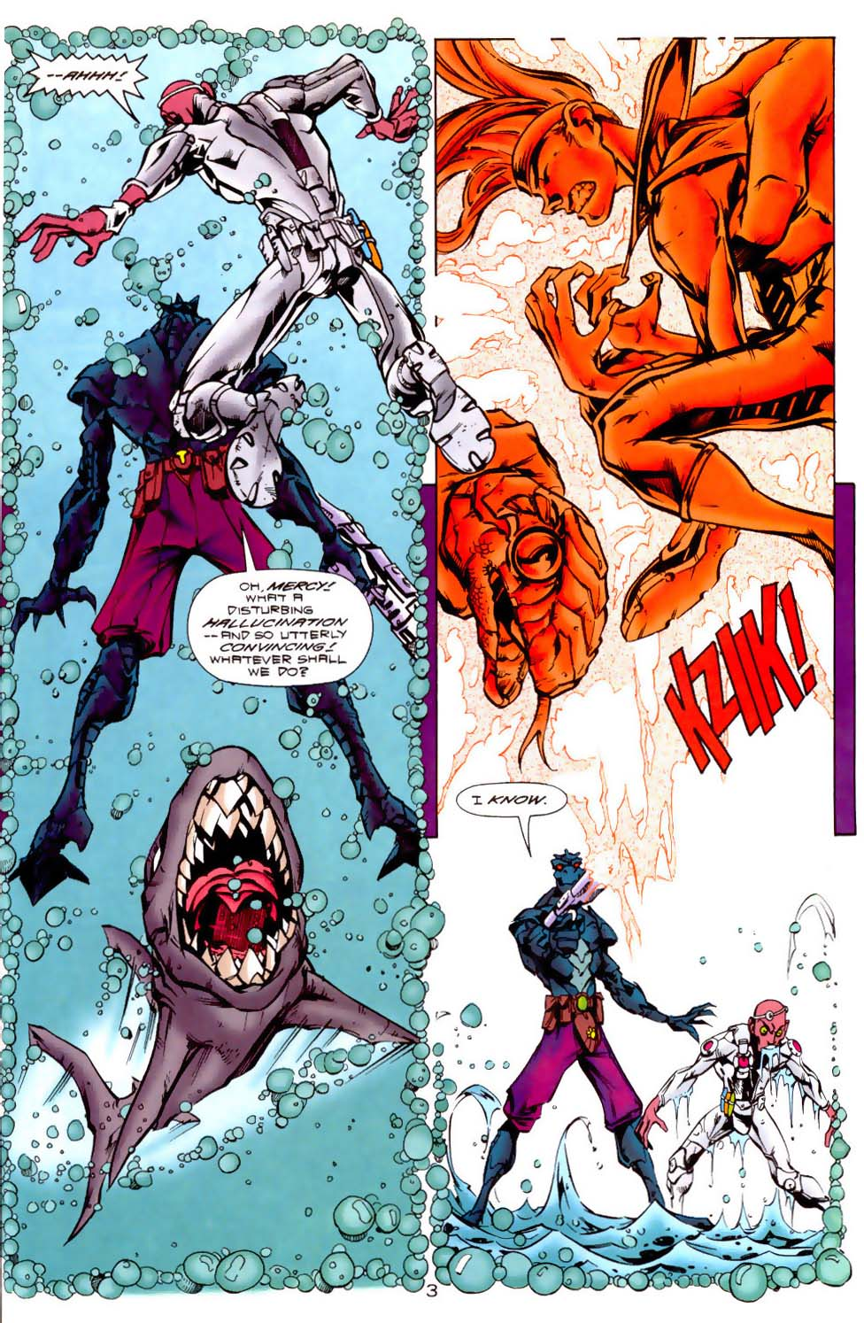 Legion of Super-Heroes (1989) 116 Page 3