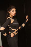 Pranitha Subhash in a skin tight backless brown gown at 64th Jio Filmfare Awards South ~  Exclusive 155.JPG