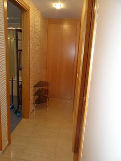 piso en venta calle rio nervion castellon pasillo1