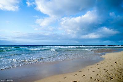 Playa del Matorral Morro Jable Fuerteventua