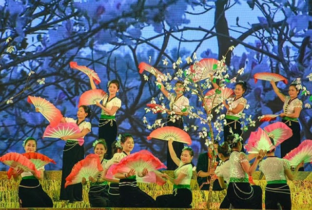 Ban Flower Festival 2019 to be held in Dien Bien in March 1