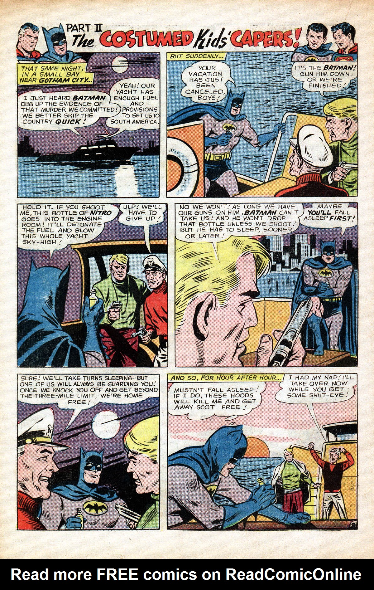 Read online World's Finest Comics comic -  Issue #157 - 14