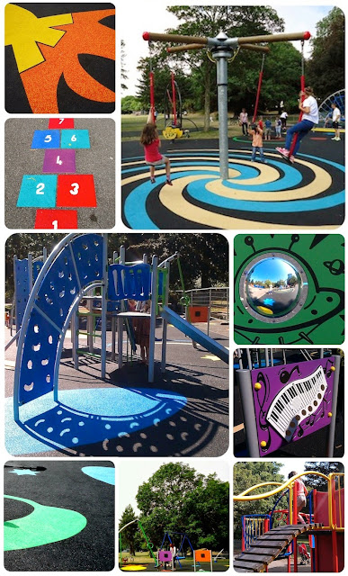 Homefield Park playground *all new*