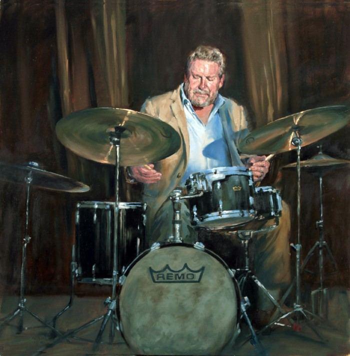 Канадский художник. Jorg Dubin