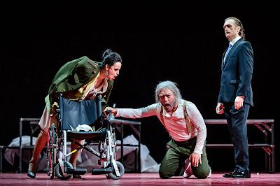 Verdi: Nabucco - Ira Bertman, Antonio Yang, Andrew Nolen - Heidenheim Opera Festival (Photo Oliver Vogel)