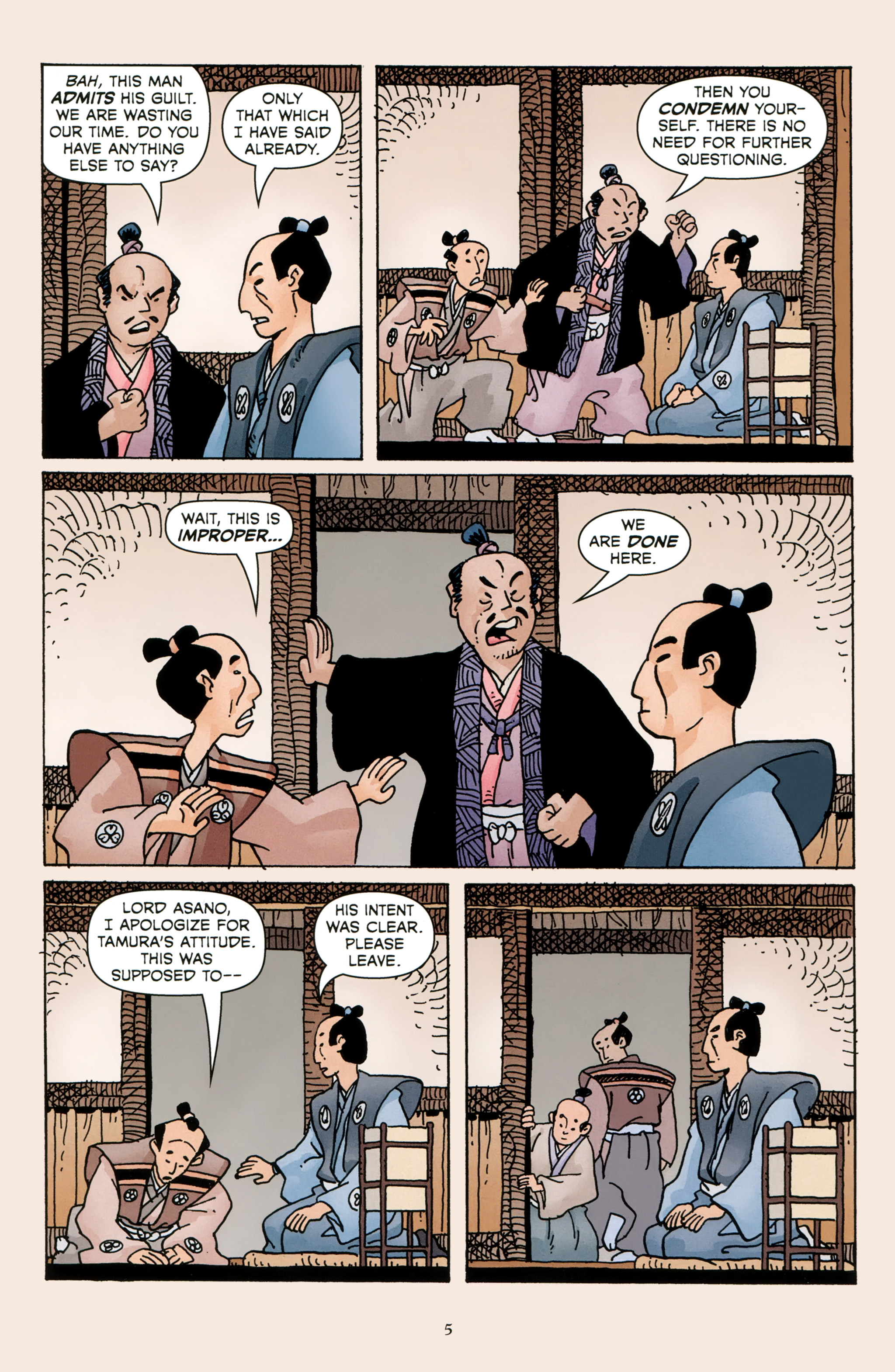 47 Ronin 2 Page 6