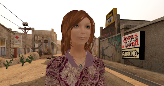 Why do virtual worlds seem so empty to new users?