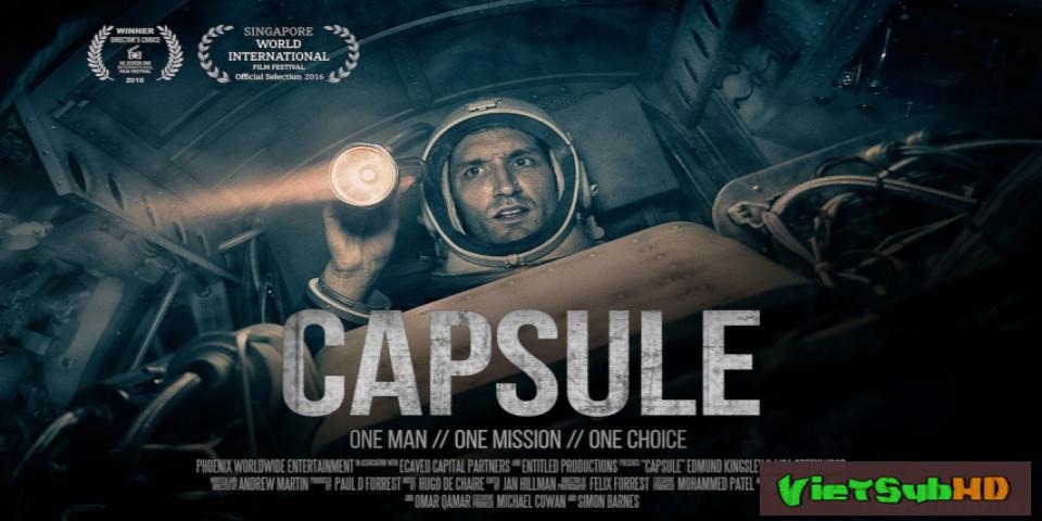 Phim Phi thuyền không gian Trailer VietSub HD | Capsule 2016