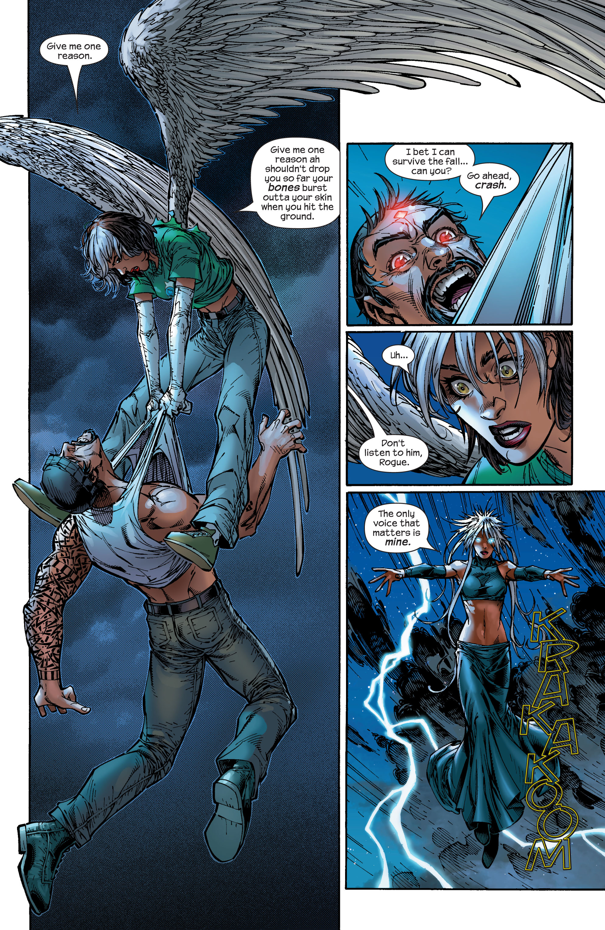 Read online Ultimate X-Men comic -  Issue #49 - 19