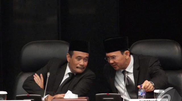 Djarot: Insya Allah PDIP Usung Ahok-Djarot