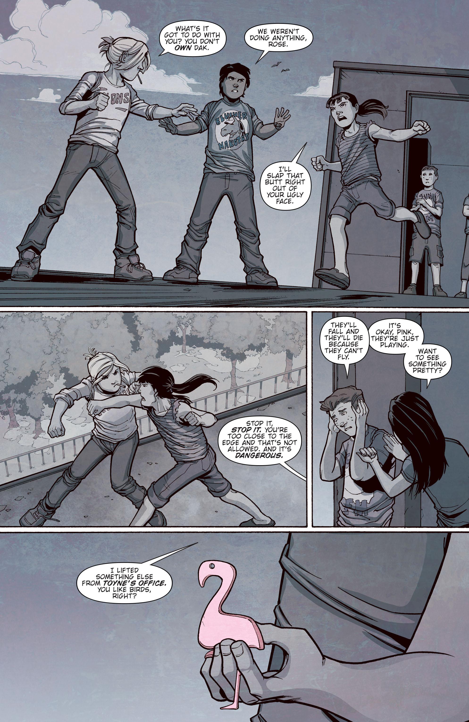 Read online Slash & Burn comic -  Issue #4 - 6