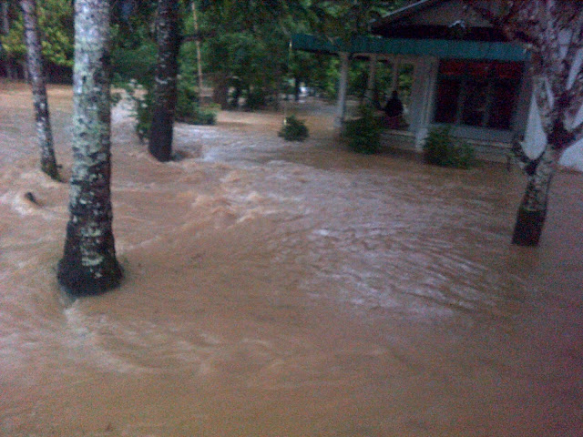 5.378 Rumah Terendam, Kerugian Banjir Abdya Ditaksir Puluhan Milyar