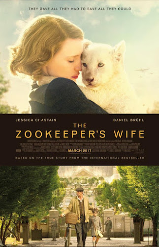 The Zookeeper's Wife (BRRip 1080p Dual Latino / Ingles) (2017)