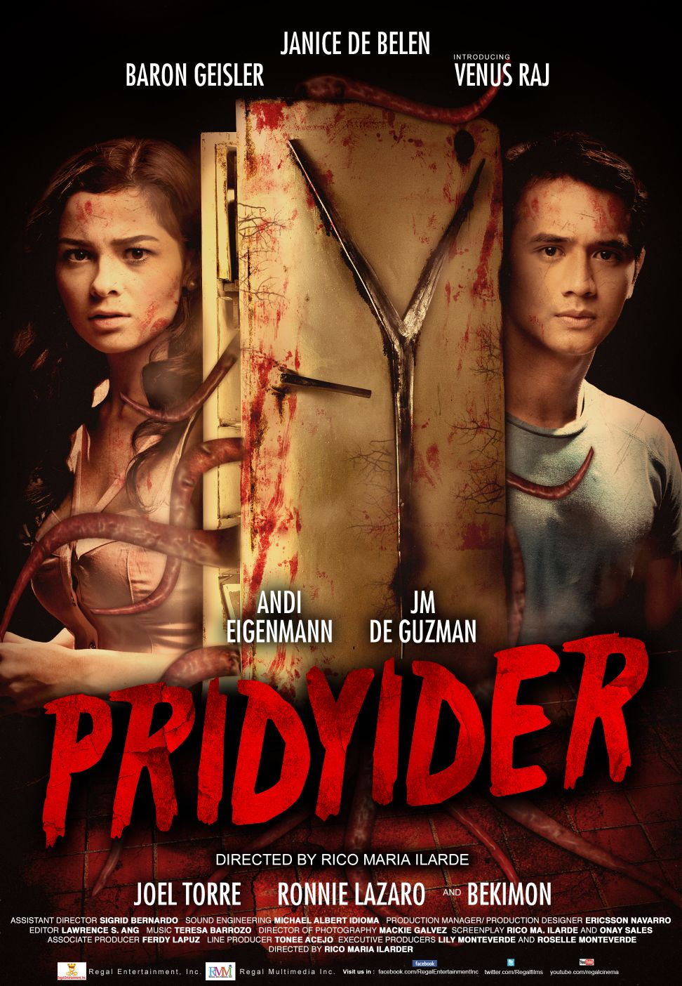 Pridyider A Philippine Movie Now Showing In The Philippines