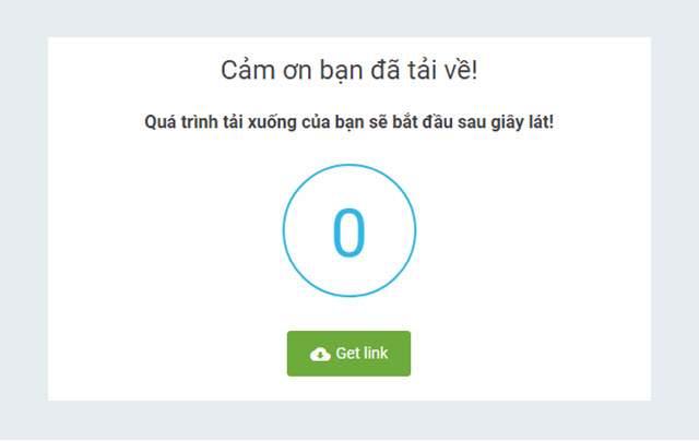 Hướng dẫn tạo trang chờ get link tích hợp reCAPTCHA v2 trong Blogger