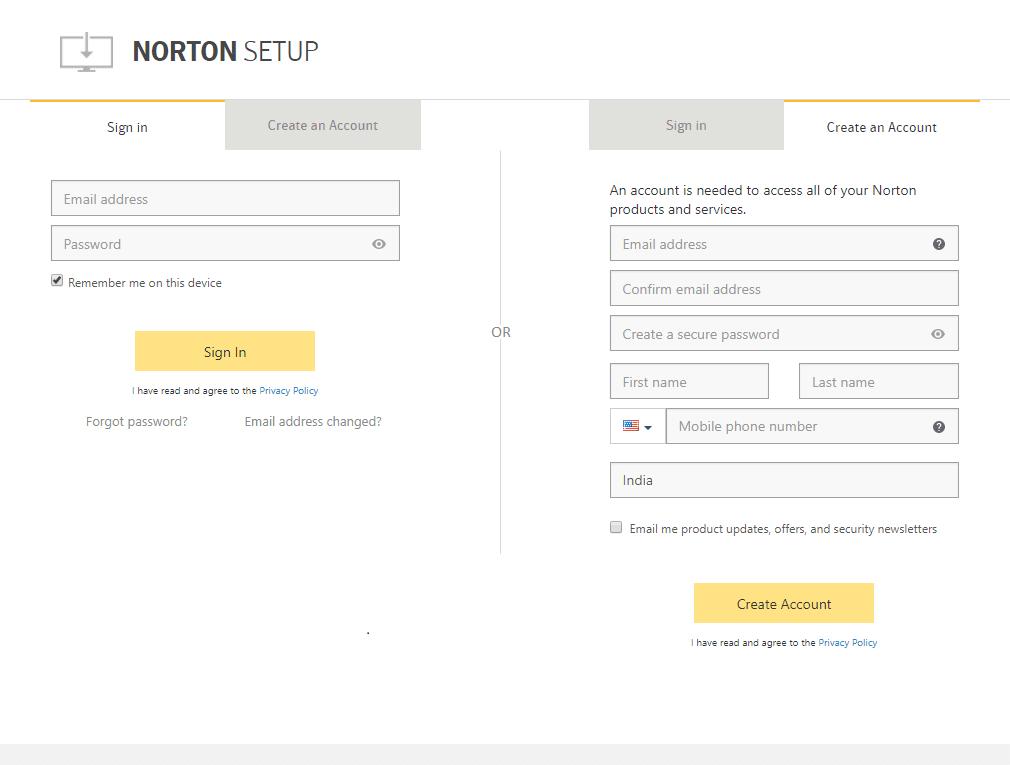Norton com/setup Login | Norton Setup Product Key | Tecnviral