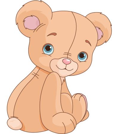 Baby bear emoji