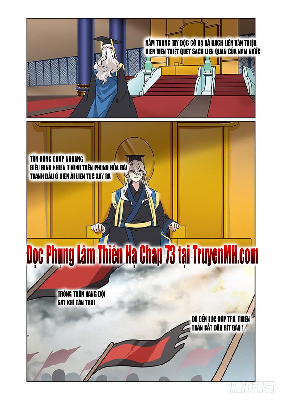 Phụng Lâm Thiên Hạ 3 - Chap 72