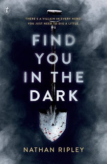 Find You In The Dark by Nathan Ripley book cover