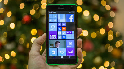 مواصفات وسعر موبايل مايكروسوفت لوميا 535 - Microsoft Lumia 535