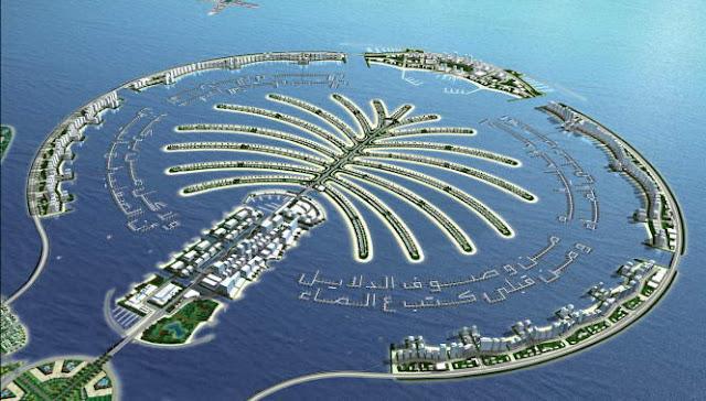 Kemegahan Dubai