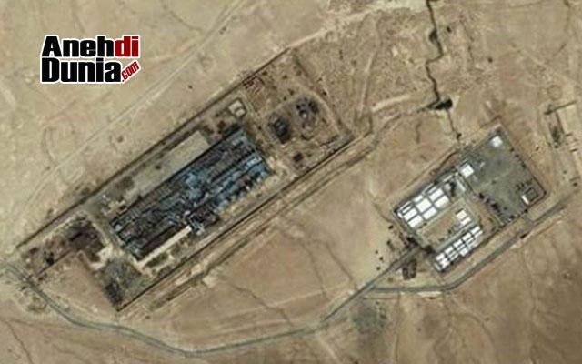 Penjara yaitu tempat yang angker bagi para kriminal Penjara Rahasia Yang Disembunyikan Pemerintah Dunia