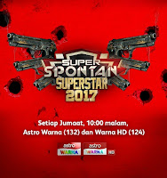 Super Spontan SuperStar 2017