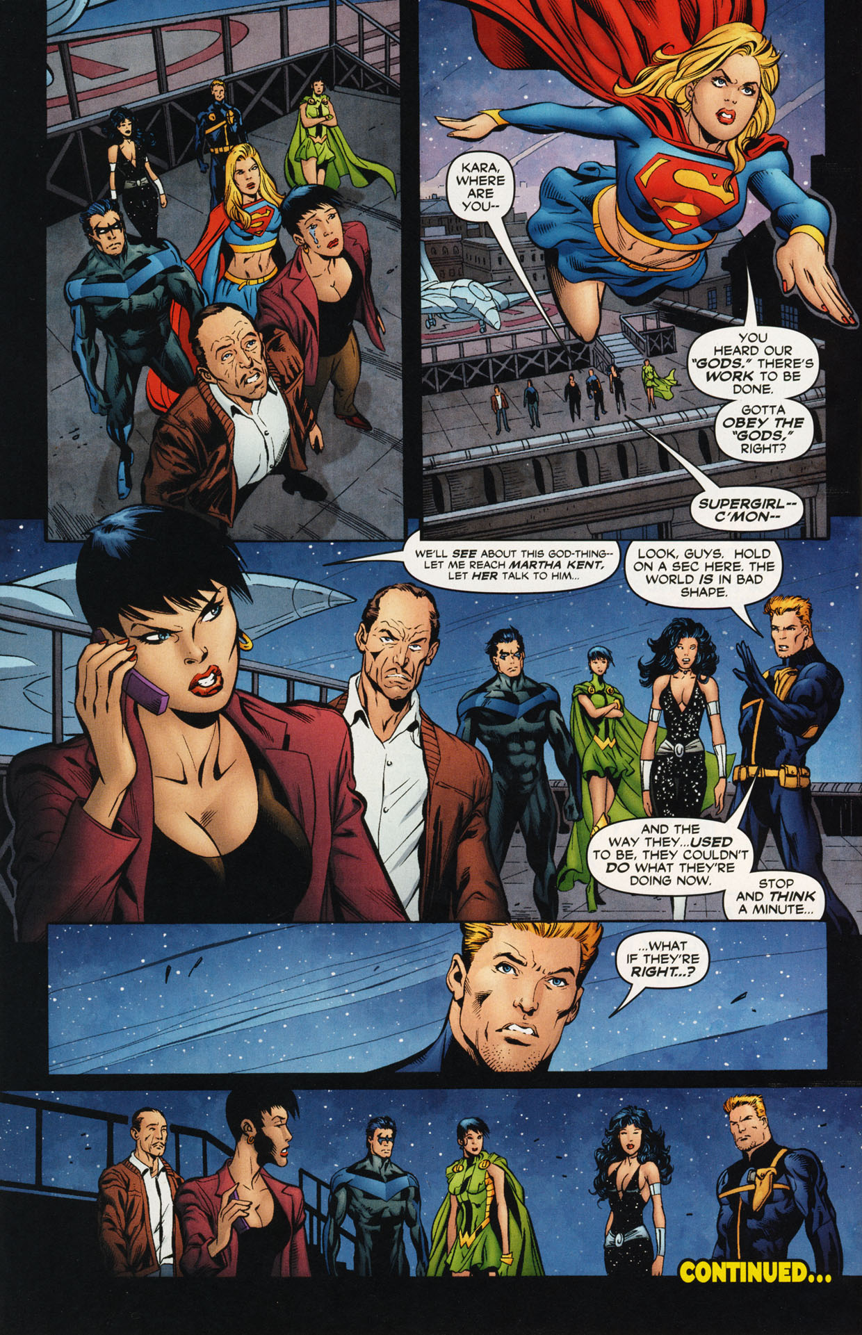 Read online Trinity (2008) comic -  Issue #44 - 24