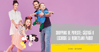 Castiga o excursie la Disneyland Paris pentru tine si familia ta