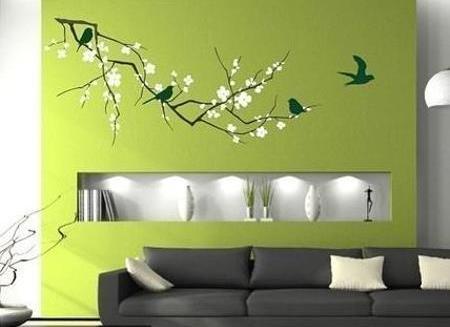 Hiasan Dinding Ruang Tamu Modern
